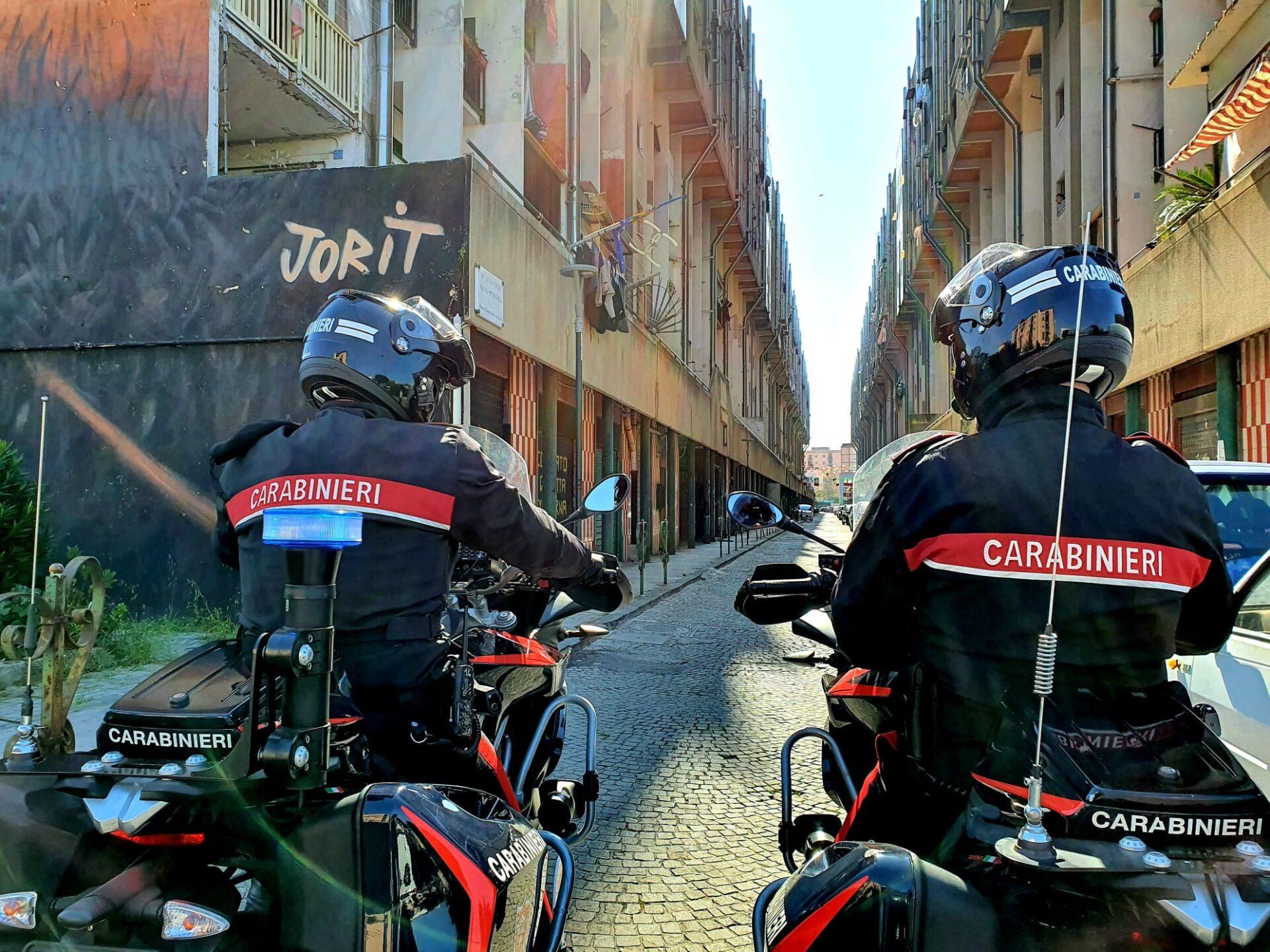 Nel mirino la periferia est della città e le strade dei quartieri di Poggioreale, San Giovanni a Teduccio, Ponticelli e Barra. 8 denunce, centinaia di persone controllate.