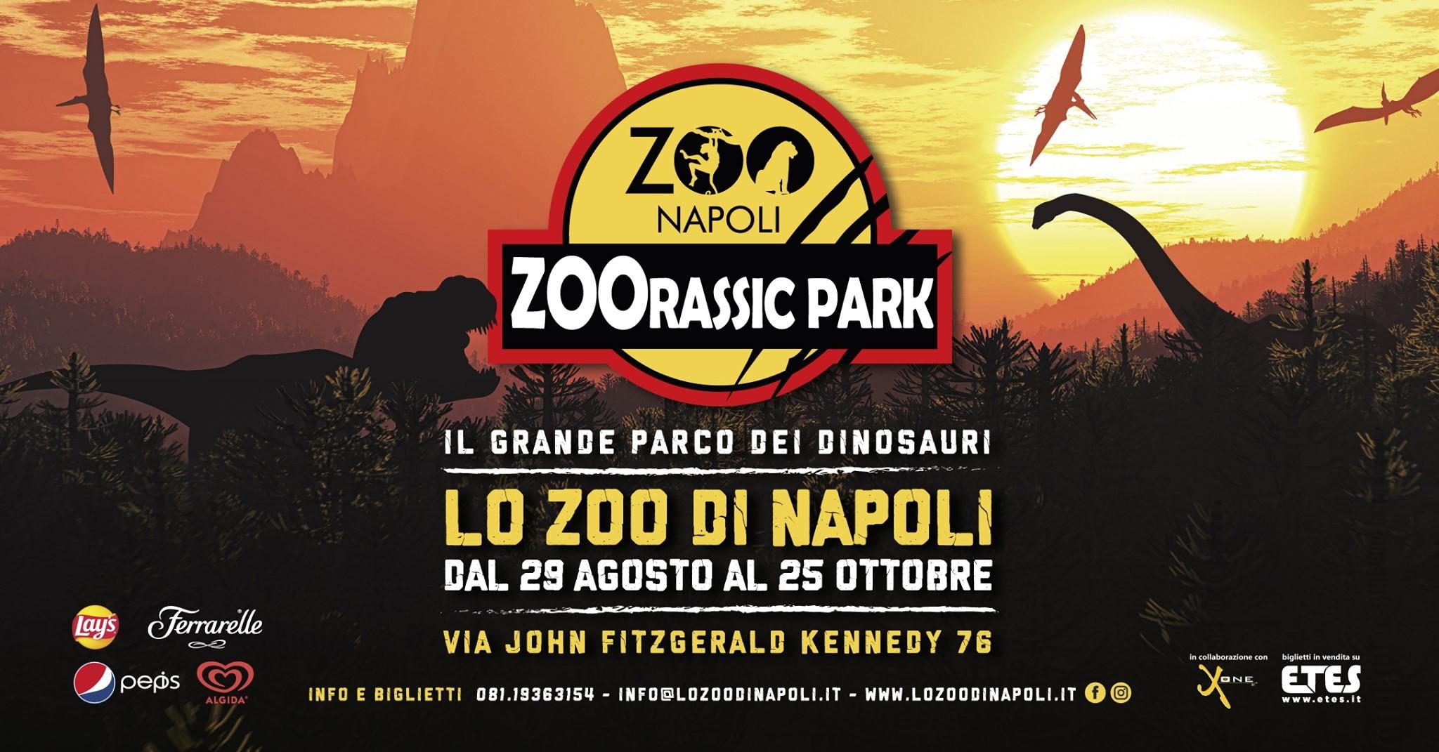 Eventi Napoli 17-18 ottobre: Zoorassic Park allo Zoo e le mostre d'arte a Capodimonte