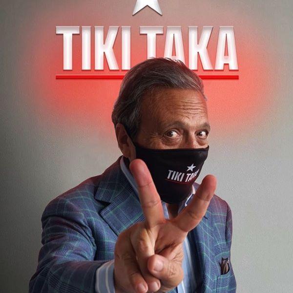 Tiki Taka: stasera la prima puntata con Piero Chiambretti alla conduzione
