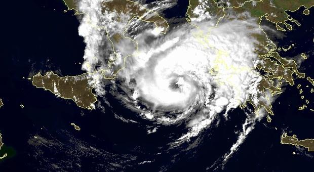 Ciclone mediterraneo sul sud Italia: le conseguenze in Campania
