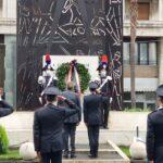 Napoli: commemorazione del 77mo anniversario della morte di Salvo D'Acquisto
