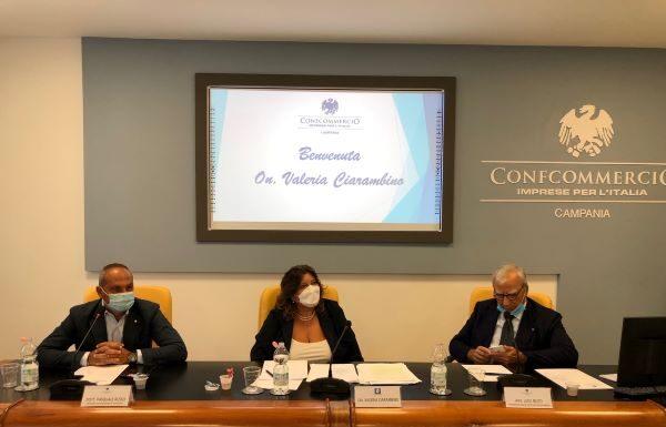 Confcommercio: un decalogo di investimenti per rilanciare la Campania
