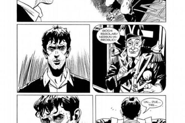"""Fumetti: lo """"strano"""" incontro tra Dylan Dog e… Totò"""
