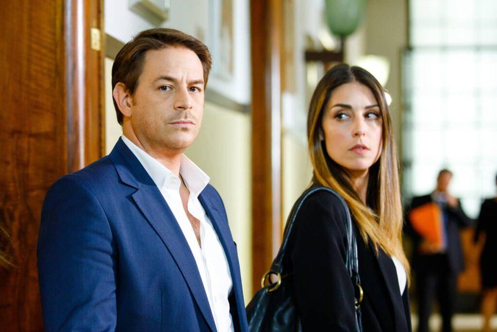 Un Posto al Sole spoiler al 23 ottobre: ritorna l'amore tra Filippo e Serena?