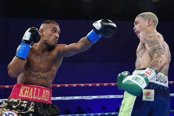 Boxe, delusione per Domenico Valentino: Khalladi nuovo campione intercontinentale IBF pesi leggeri