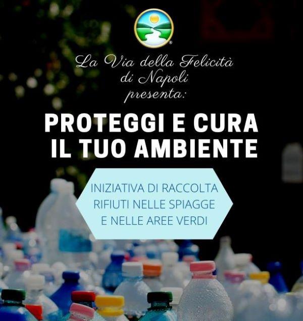 Castel Volturno: pulizia straordinaria della spiaggia dai rifiuti
