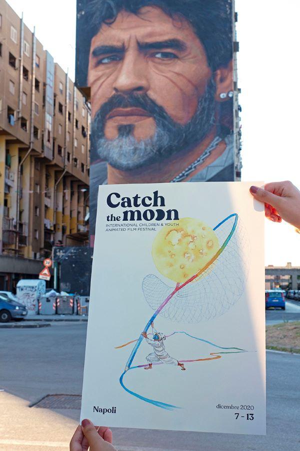 Catch the Moon: festival del cinema d'animazione a San Giovanni a Teduccio