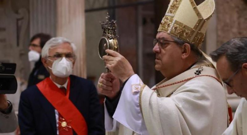 San Gennaro al tempo del Covid 19: celebrazioni senza folla al Duomo
