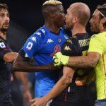 Calcio Napoli, sabato mattina tampone decisivo: 11 positivi nel Genoa