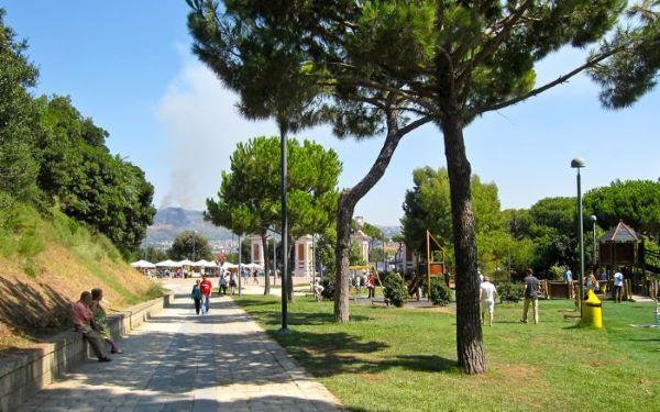 """Comune di Napoli, de Magistris annuncia: """"Pianteremo nuovi alberi per 5,5 milioni di euro"""""""