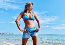 Sabrina Salerno, estate da regina di Instagram: follower in delirio