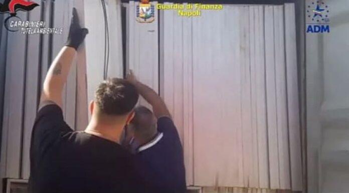Porto di Napoli: sequestrati ben 10mila pannelli fotovoltaici