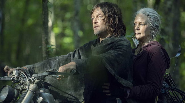 The Walking Dead: l'ultima stagione in onda nel 2022