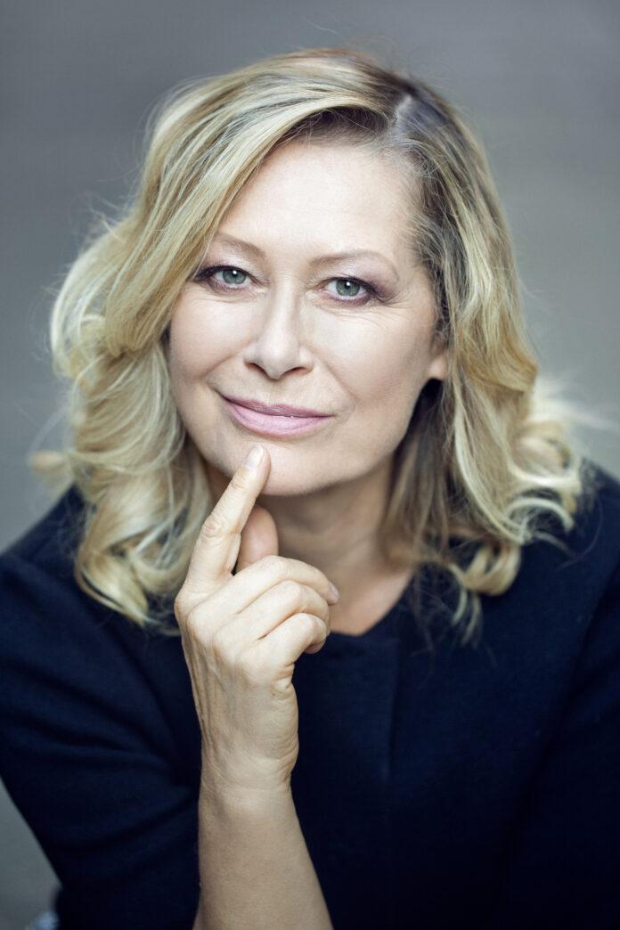 Upas, anticipazioni: Mariella Valentini sarà Barbara Filingieri