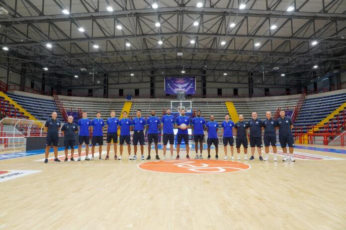 GeVi Napoli Basket: Al via la preparazione, tutti presenti al primo allenamento