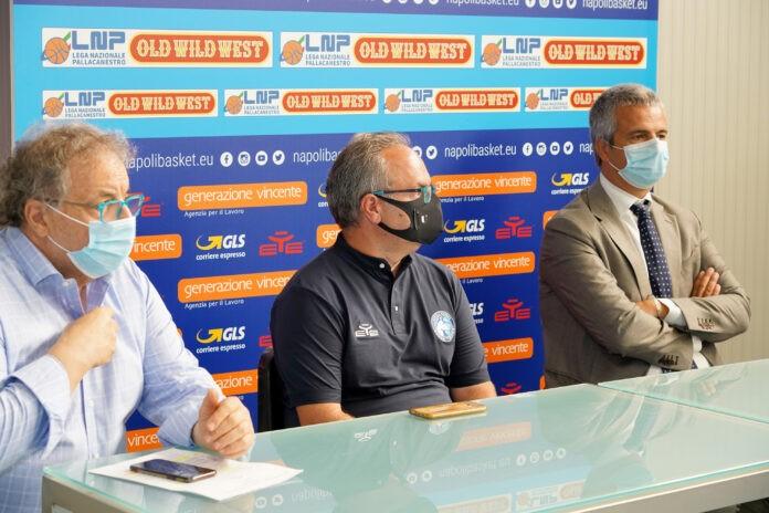 Gevi Napoli Basket, positivi al Covid tre giocatori della prima squadra