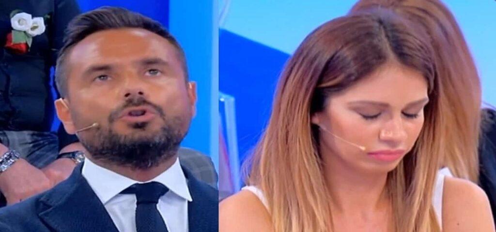 Uomini e Donne, Pamela Barretta contro Tina Cipollari e il suo ex Enzo