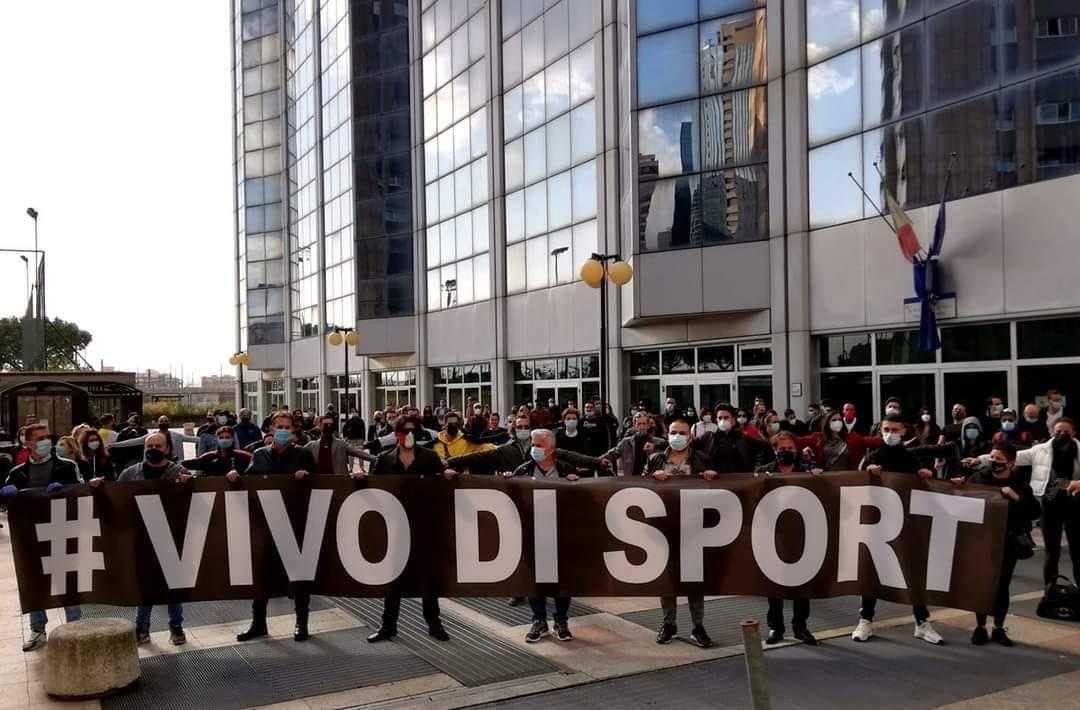 Le ASD Campania protestano contro il