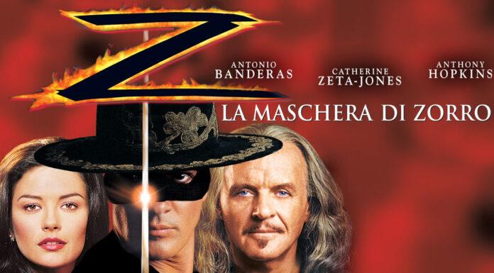 Stasera in tv, mercoledì 21 ottobre: 'La maschera di Zorro' su Sky Max