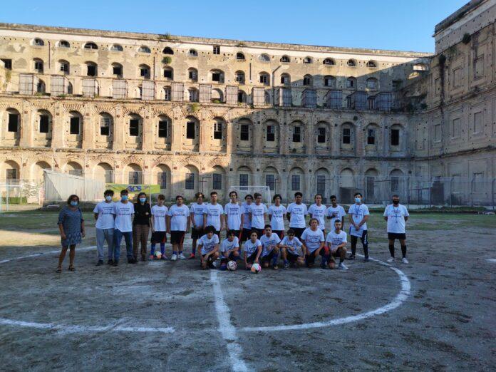 Al Real Albergo dei Poveri un nuovo spazio per i giovani di Napoli