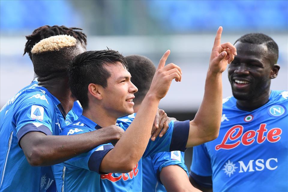 Un Napoli sontuoso schianta l'Atalanta 4-1. Superiorità fisica, tecnica e tattica