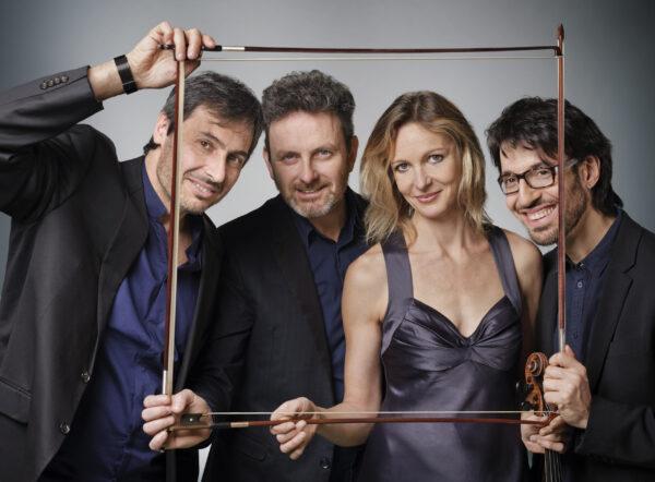 Associazione Scarlatti: musiche di Schumann e Šostakovič con Quartetto Prometeo