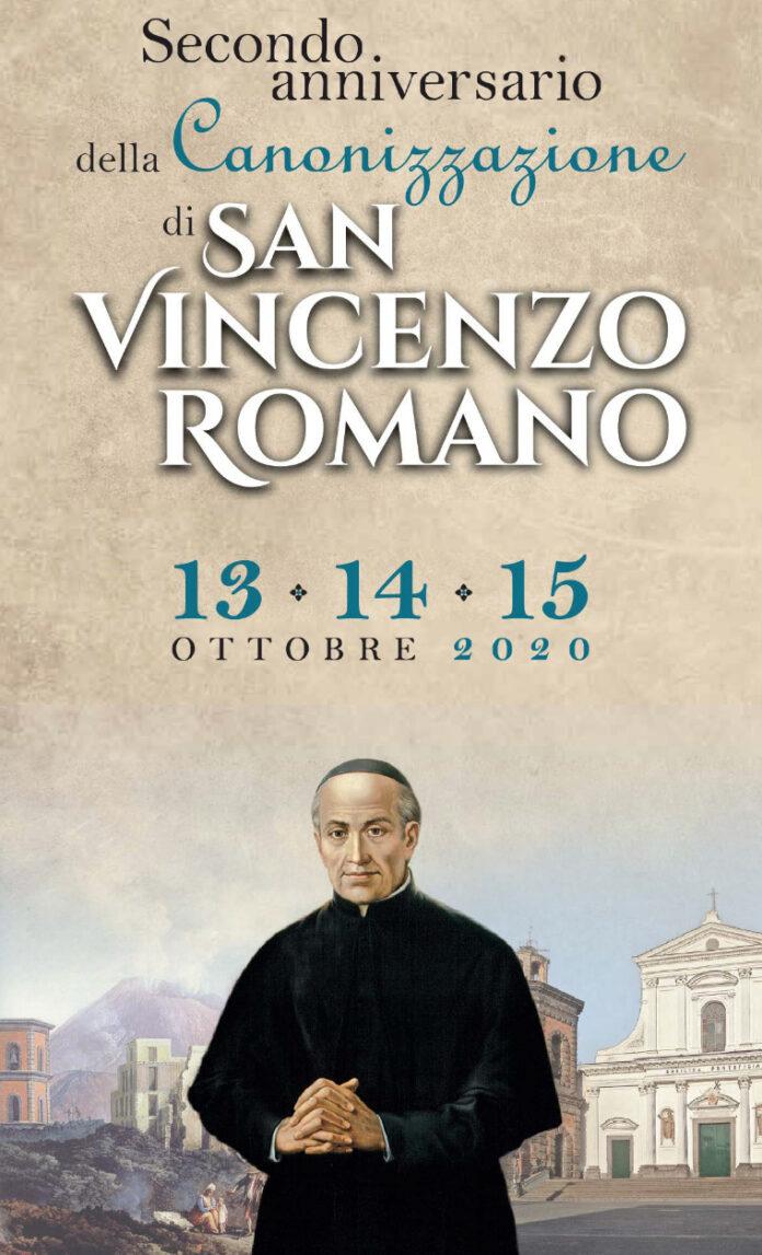 Anniversario canonizzazione San Vincenzo Romano. Eventi e celebrazioni
