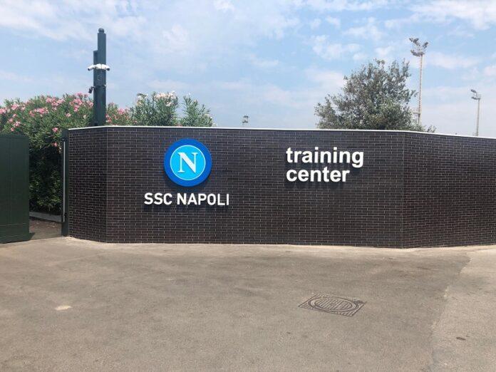 Calcio Napoli, ispettori Figc a Castel Volturno per la bolla