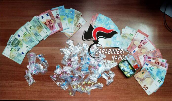 Brusciano, controlli antidroga dei Carabinieri: sei arresti