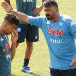 Napoli-Az Alkmaar, Gattuso: no turnover, preoccupa il Covid