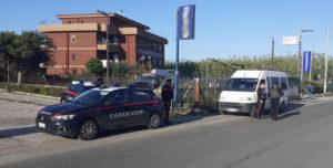 Pozzuoli: sequestrati 10 veicoli senza assicurazione dai Carabinieri