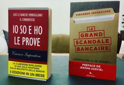 Il libro di Vincenzo Imperatore 'Io so e ho le prove' uscirà in Francia