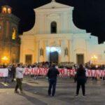 Lockdown e coprifuoco in Campania: proteste in numerose città