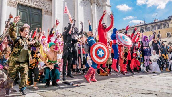 Lucca Changes: il nuovo Festival del Fumetto 2020