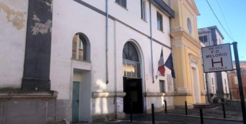 Aumento di contagi nel Casertano: l'ospedale Melorio diventa Covid Center