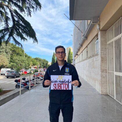 """Università, UDU: """"Vogliamo le lezioni registrate""""! Firma la petizione online"""