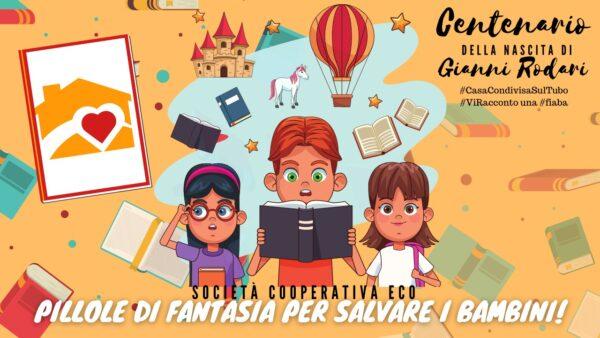 Centenario Gianni Rodari, sul web le video storie del grande scrittore. VIDEO