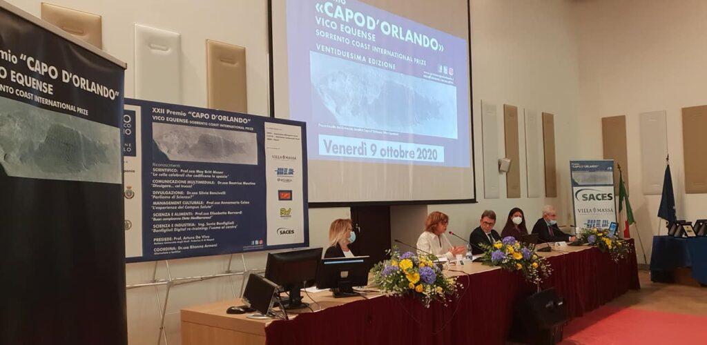 """Premio internazionale """"Capo d'Orlando"""", omaggio alle donne impegnate nella scienza"""