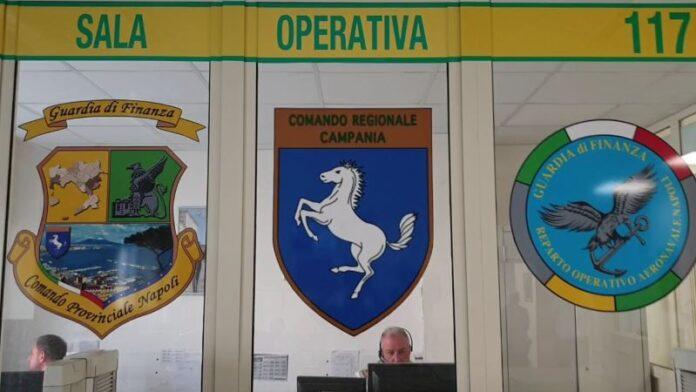 Guardia di Finanza Napoli: tassati proventi usurari per un milione e mezzo di euro