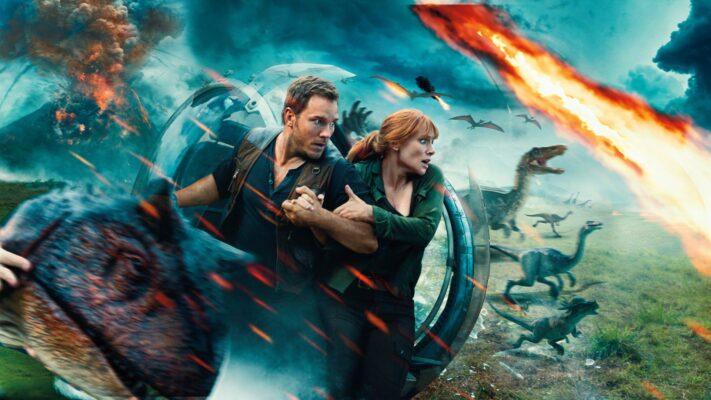 """Stasera in tv martedì 6 ottobre: """"Jurassic World - Il regno distrutto"""" su Canale 5"""