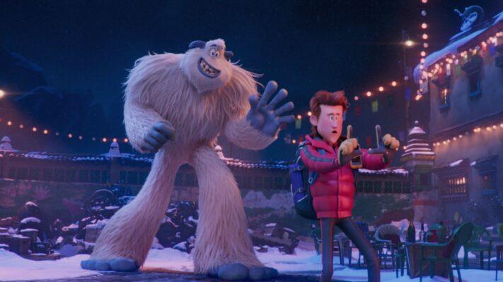 """Stasera in tv, i film di sabato 10 ottobre: """"Smallfoot: Il mio amico delle nevi"""" su Italia 1"""