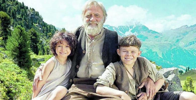 """Film stasera in tv venerdì 2 ottobre: """"Heidi"""" su Sky Family"""