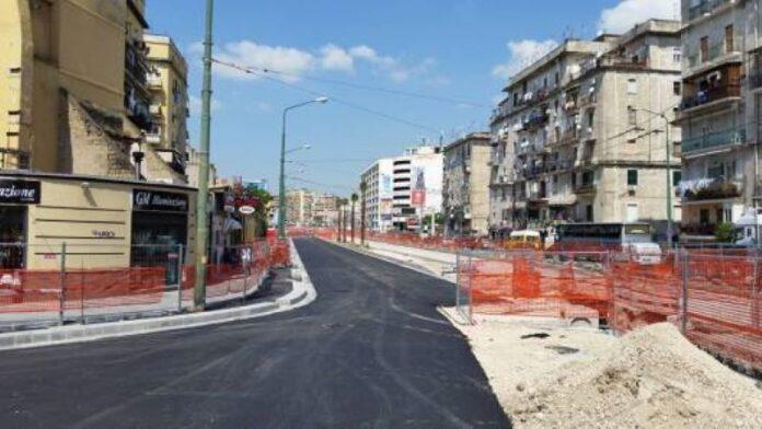 Napoli, cantiere in via Marina: conclusione entro il 15 novembre
