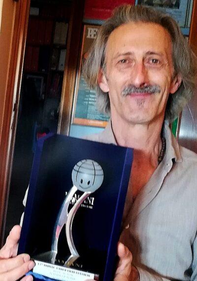 Parla Nando Paone Miglior Attore al Monte-CarloFilm Festival de la Comèdie