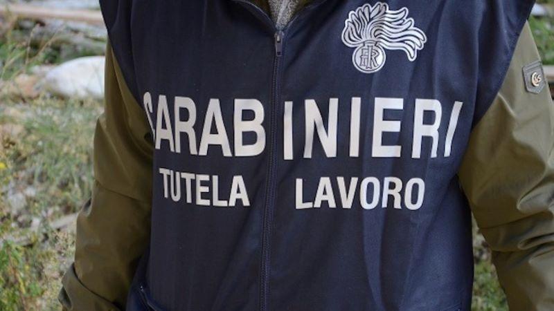 Casoria, controlli per la tutela del lavoro: Carabinieri trovano undici lavoratori in nero