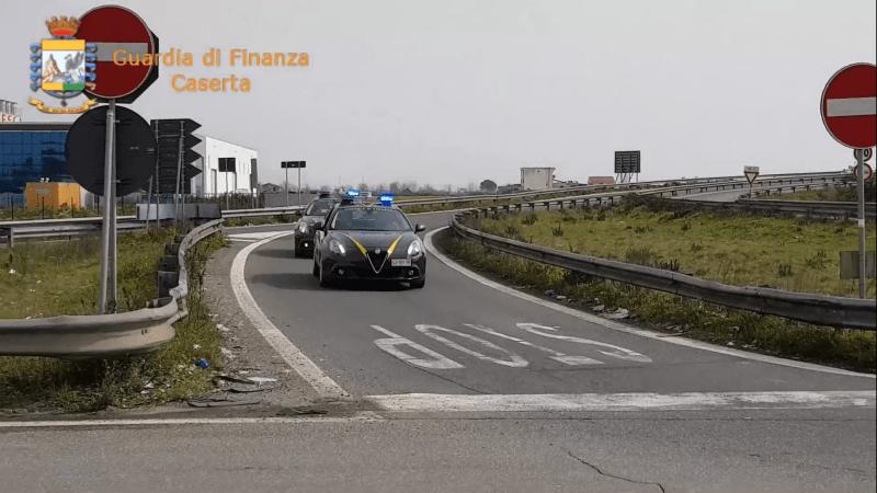 Aversa, otto milioni di euro in fatture false alle imprese del Nord: sei arresti