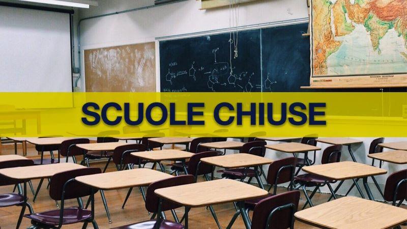 Allerta meteo a Napoli, disposta chiusura delle scuole per il 3 dicembre