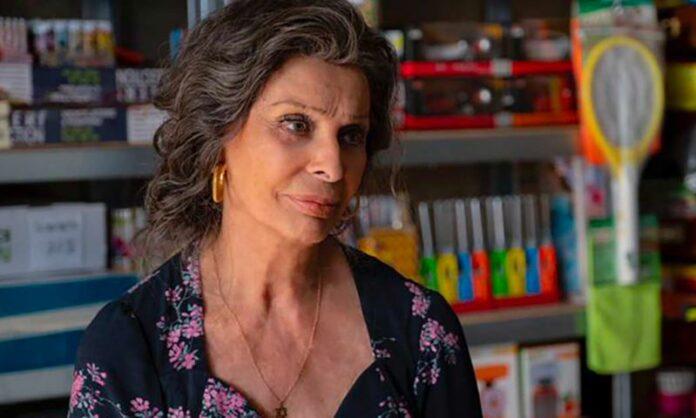 "Sophia Loren: la diva protagonista del film ""La vita davanti a sé"" su Netflix"