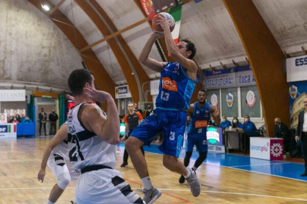 Serie A2: Atlante EuroBasket Roma-Gevi Napoli Basket 72-83