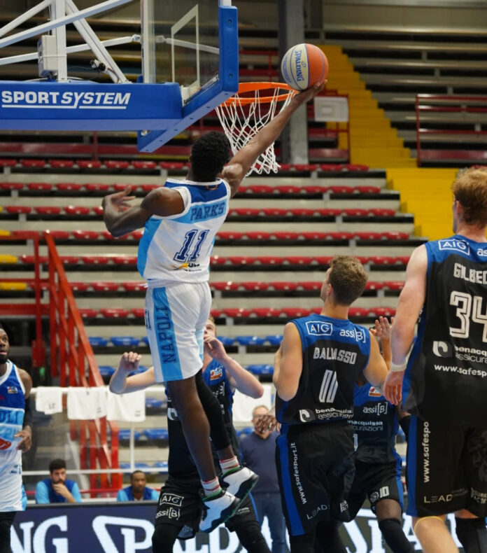 Atlante EuroBasket Roma- Gevi Napoli Basket, inizia il Campionato
